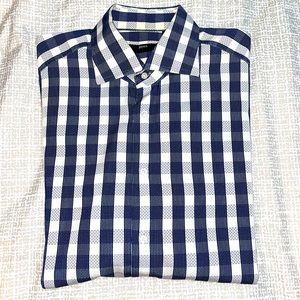 Hugo Boss Men's Dress Shirt Size 44